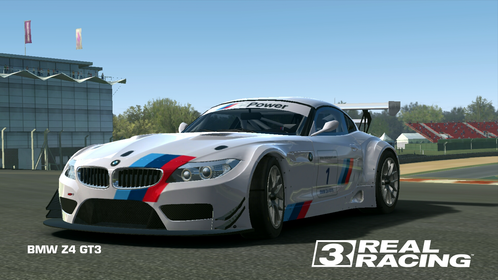Bmw Z4 Gt3 Real Racing 3 Wiki Fandom Powered By Wikia