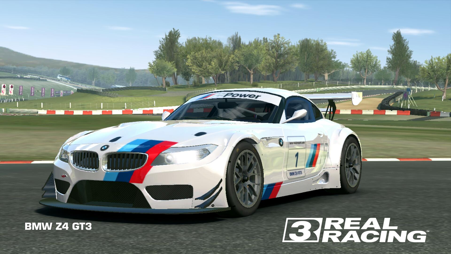 Showcase BMW Z4 GT3