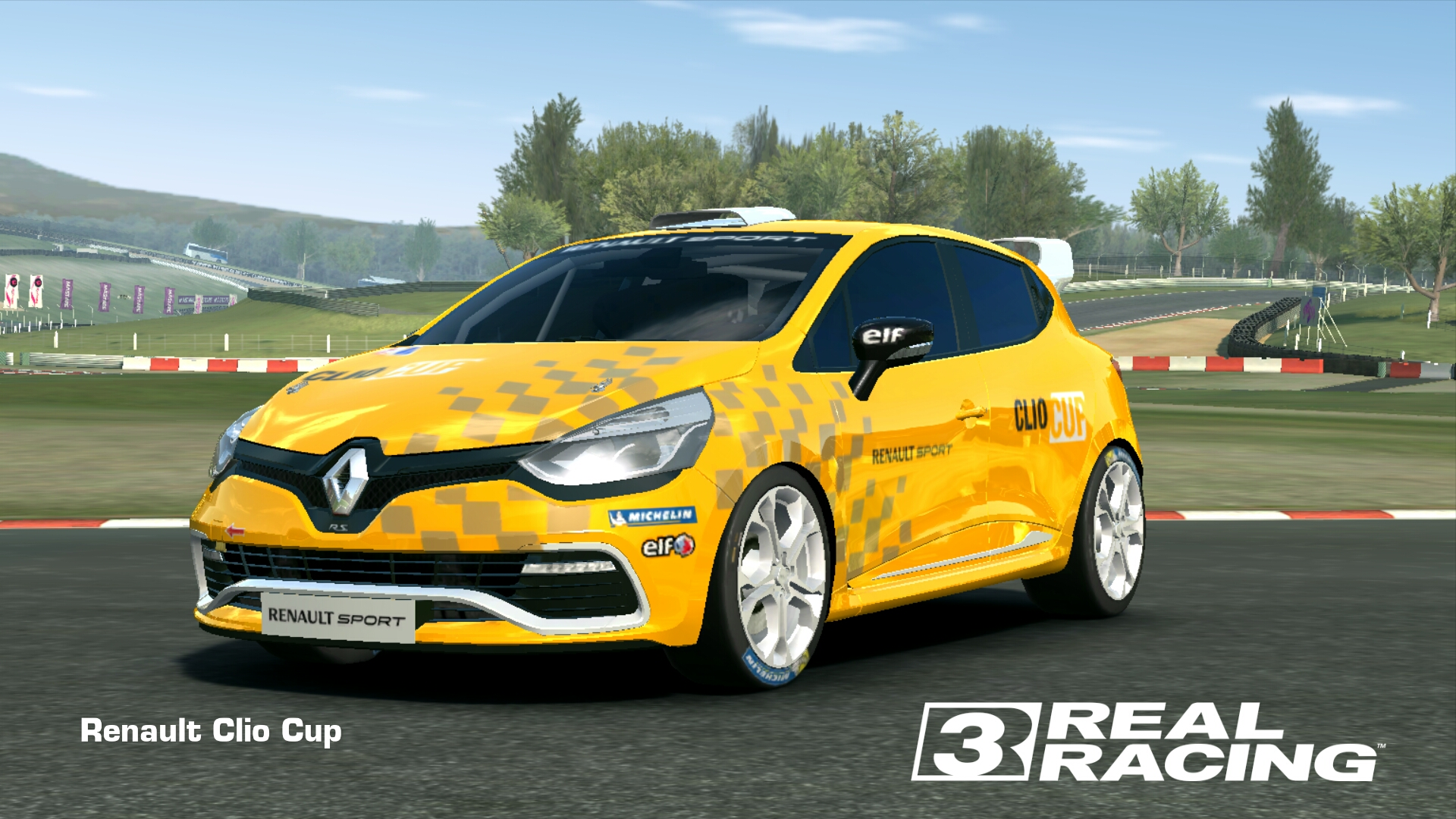renault clio cup real racing 3 wiki fandom powered by wikia. Black Bedroom Furniture Sets. Home Design Ideas