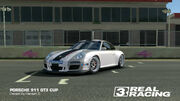 997 GT3 Cup livery