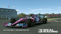Showcase BWT RACING POINT F1® TEAM RACING POINT RP20