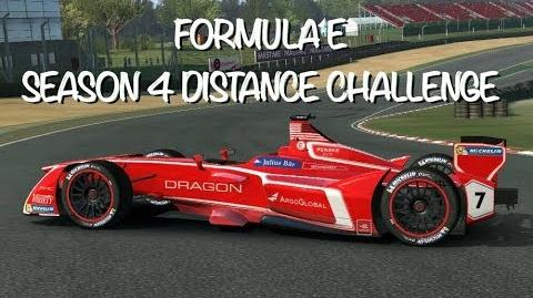 Formula E Season 4 Distance Challenge Best Races @ PR 48