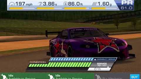 Nissan Silva 3SPEC- Red Bull Ring - 2 races less than 14 minutes ( 26