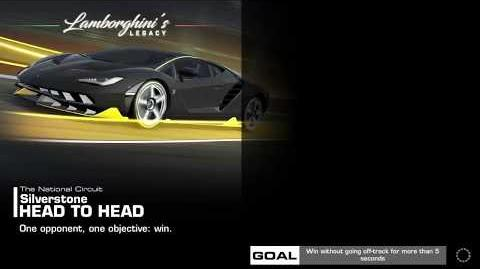 Lamborghini's Legacy, Stage 2 Race 2, Upgrades 3232122