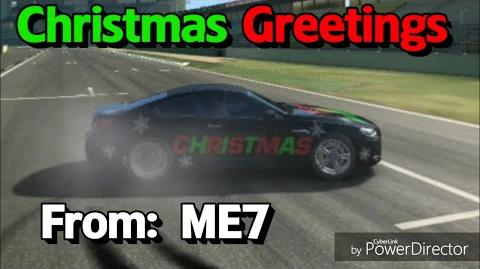 A Christmas Greeting from ME7