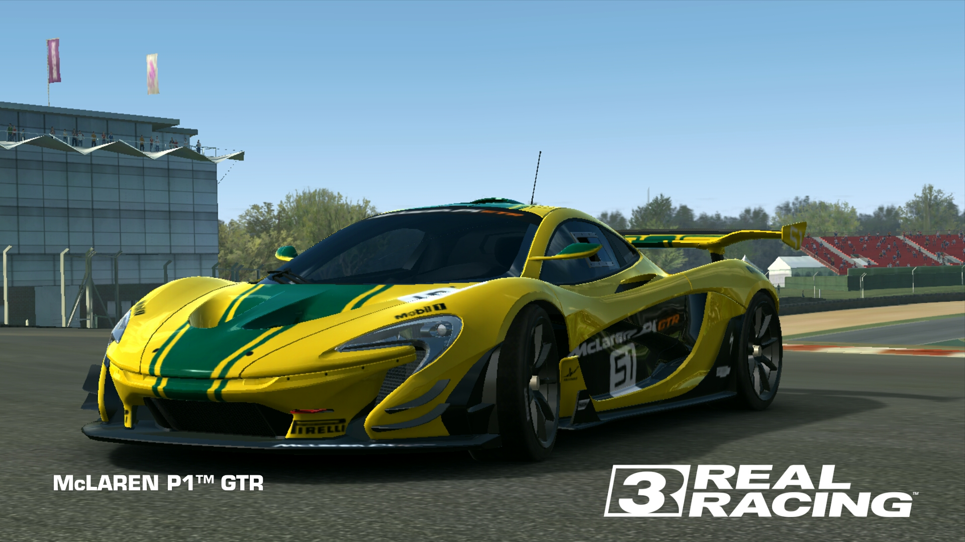 Mclaren P1 Gtr Real Racing 3 Wiki Fandom Powered By Wikia