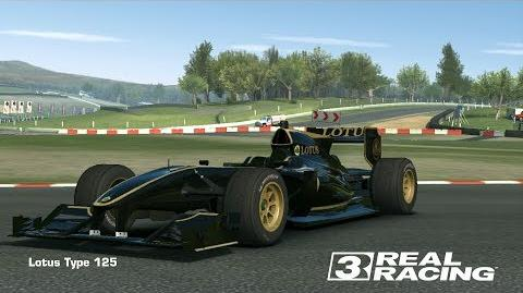 Real Racing 3 - Team Event - Pro Speed Snap - Lotus Type 125