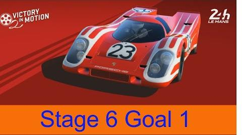 Real Racing 3 RR3 - Victory In Motion - Stage 6 Goal 1 ( Upgrades = 1111111 )