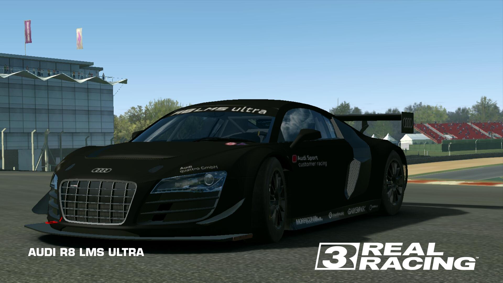 Audi R8 Lms Ultra Real Racing 3 Wiki Fandom Powered By Wikia