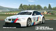 Showcase BMW M3 GT2 ALMS