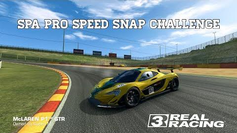 Real Racing 3 Spa Pro Speed Snap Challenge All Available Races, Fastest Race And My Favorite RR3
