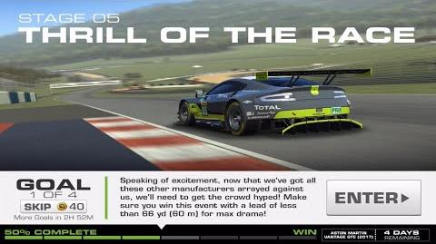 RR3 Balance Of Power Stage 5 Goal 1 Upgrades 1111111 Real Racing 3-0
