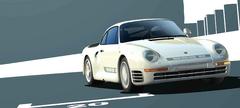 Series Classic Clash- Porsche
