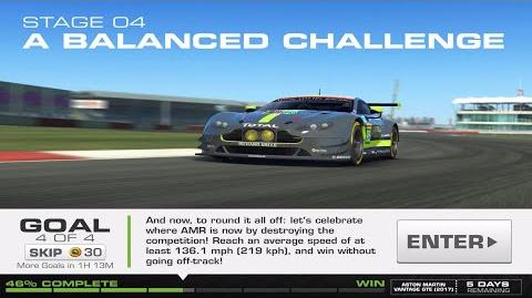 RR3 Balance Of Power Stage 4 Goal 4 Upgrades 1110100 Real Racing 3
