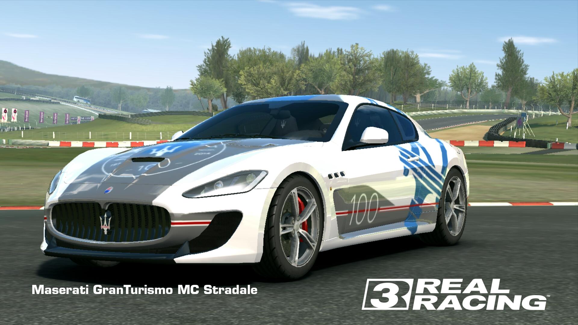 Showcase Maserati GranTurismo MC Stradale