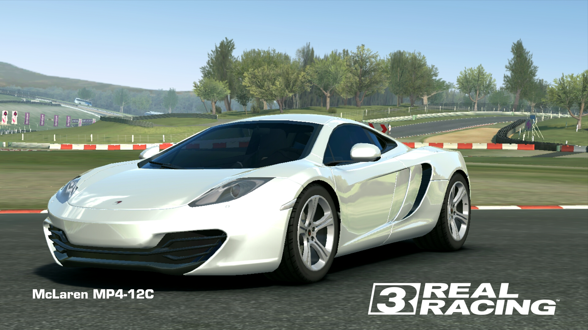 Showcase McLaren MP4-12C