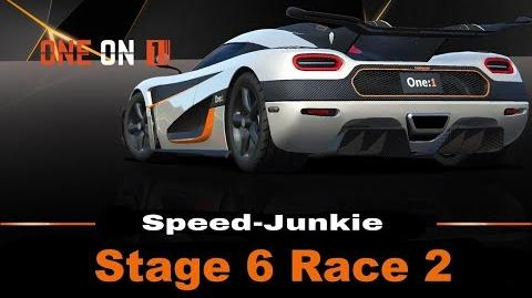 ONE on 1 Stage 6 Race 2