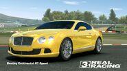 Showcase Bentley Continental GT Speed