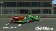 Formula E Audi (No. 11)