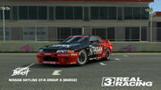 R32 GT-R Group A (No. 2 Taisan Klepper)