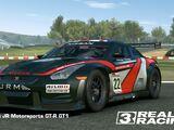 Nissan JR Motorsports GT-R GT1