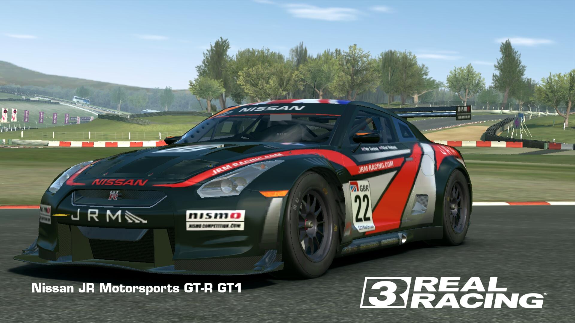 Showcase Nissan JR Motorsports GT-R GT1