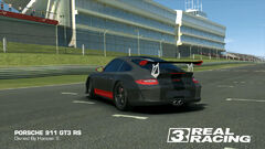 Razgriz 911 GT3 RS (Back)