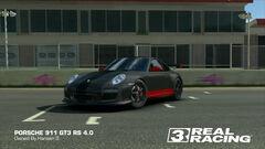 Razgriz 911 GT3 RS 4.0