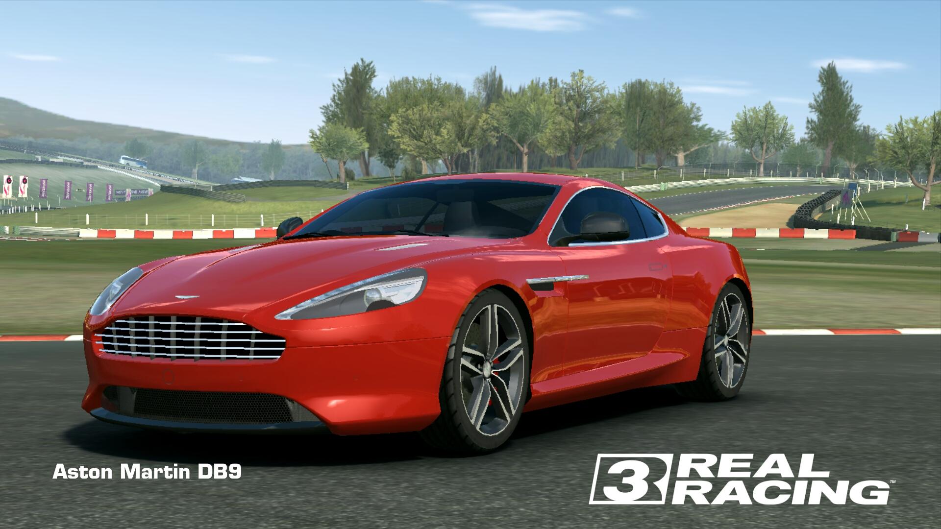 Showcase Aston Martin DB9