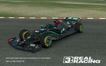 DpWang74 MERCEDES-AMG F1 W11 EQ PERFORMANCE