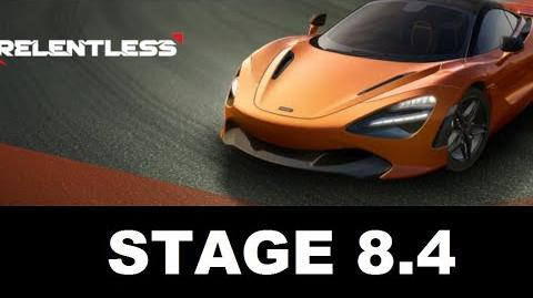 Real Racing 3 Relentless Event Stage 8.4..
