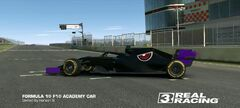 F1 Academy Genm Level 0 (Side)
