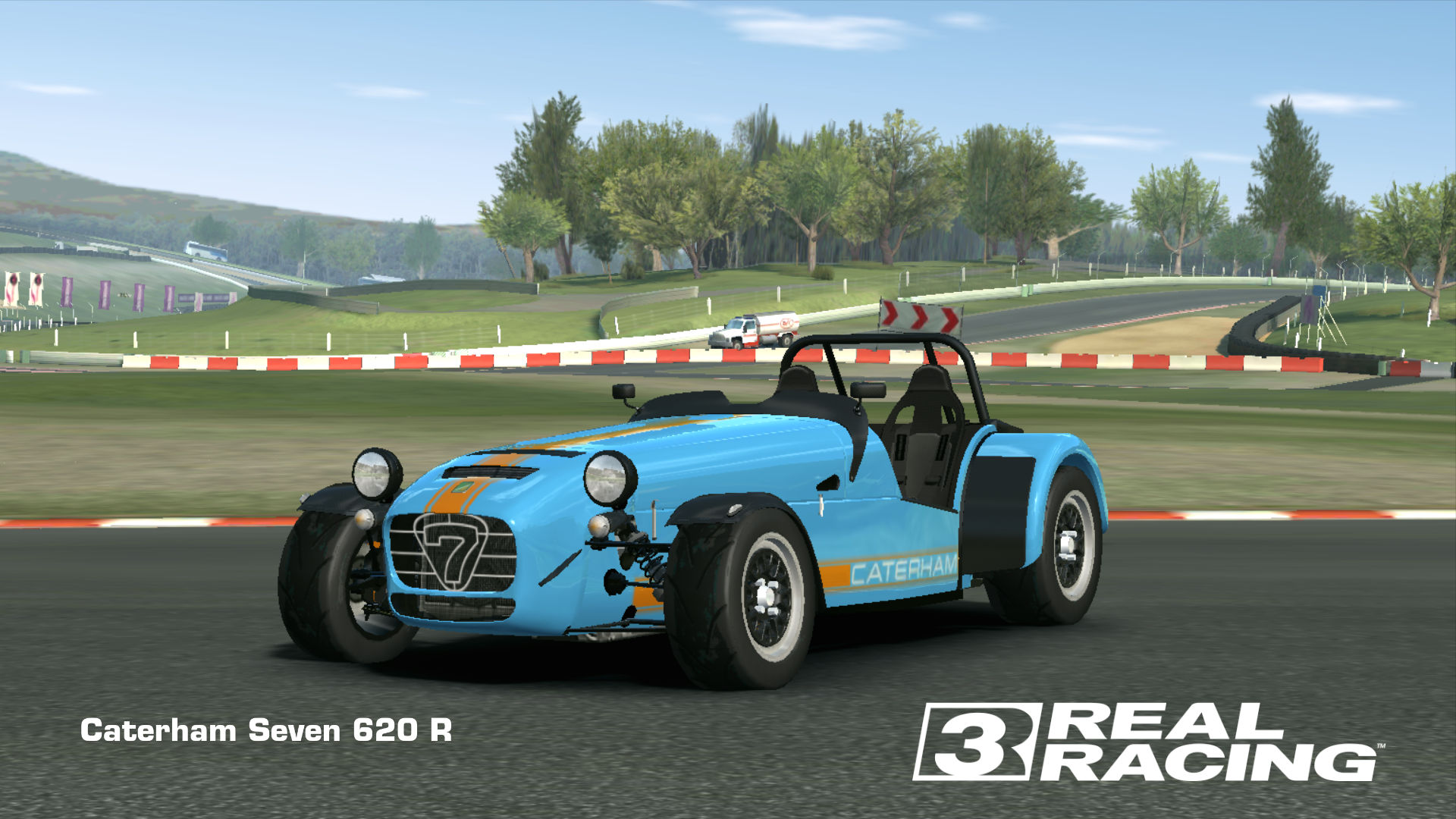 Showcase Caterham Seven 620 R