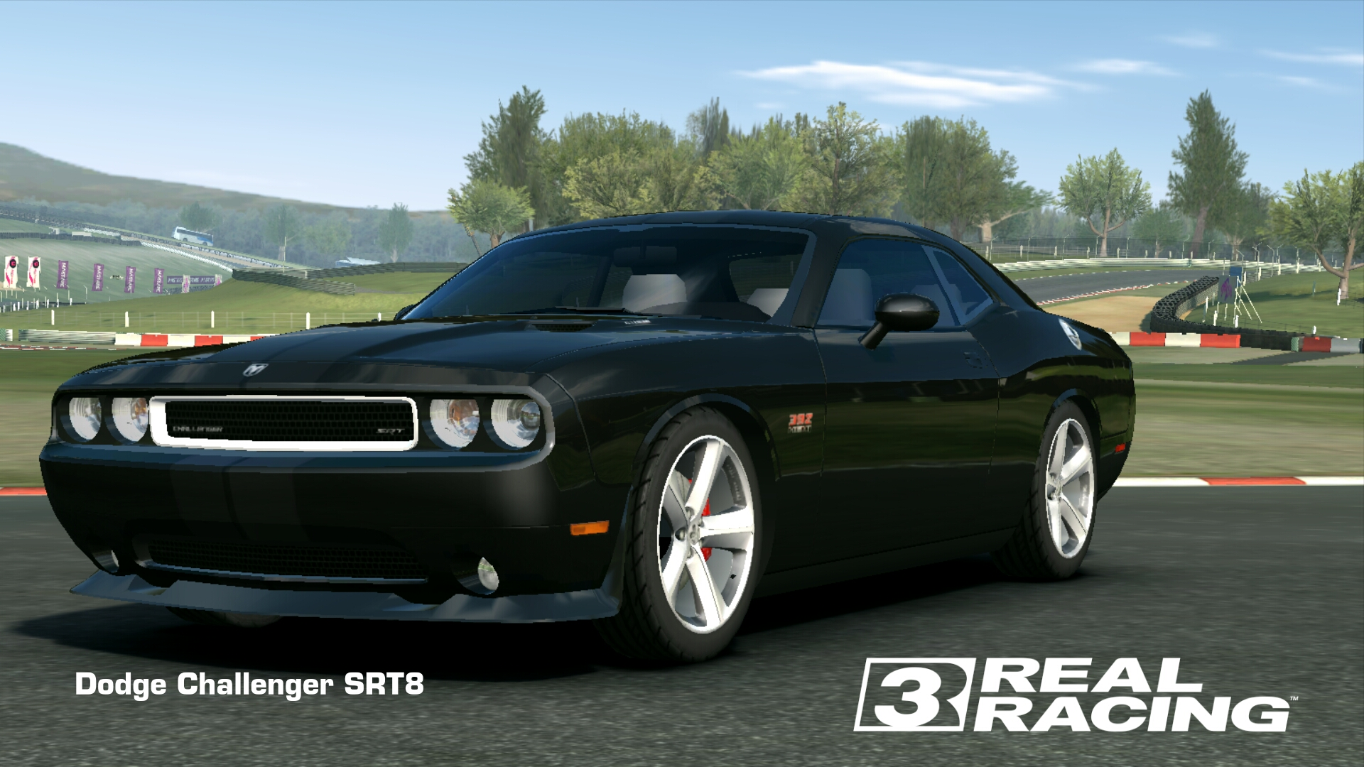 Showcase Dodge Challenger SRT8