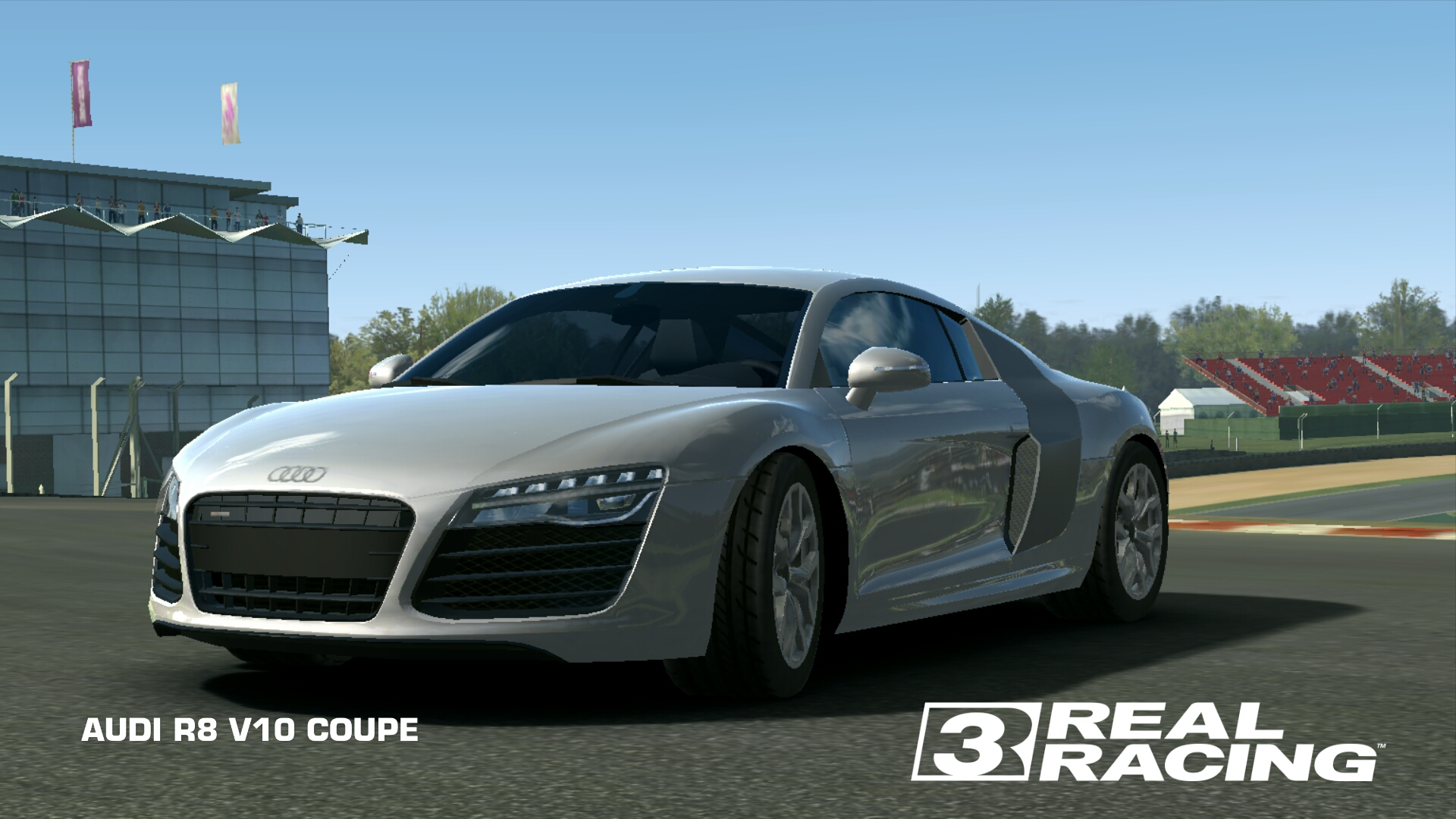 AUDI R8 V10 COUPE Real Racing 3 Wiki