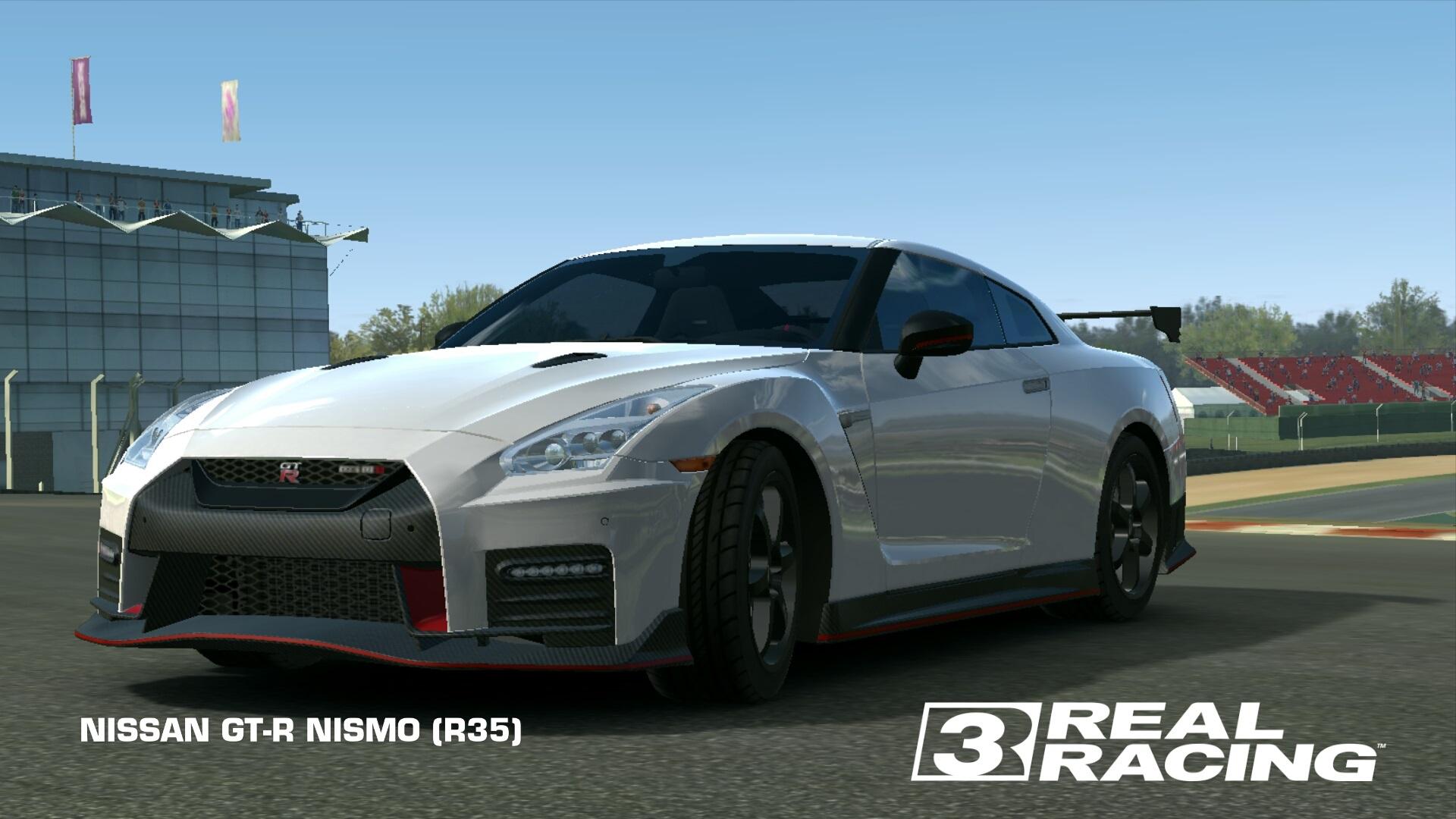 Nissan Gt R Nismo R35 Real Racing 3 Wiki Fandom Powered By Wikia