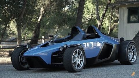 A $100,000 Bugatti-Clobbering Race Car For The Street -- TUNED