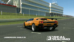 Diablo SV as Diablo GT (Back with Badge)