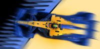 Series McLAREN F1® TEAM McLAREN MCL35 (Invitational Series)