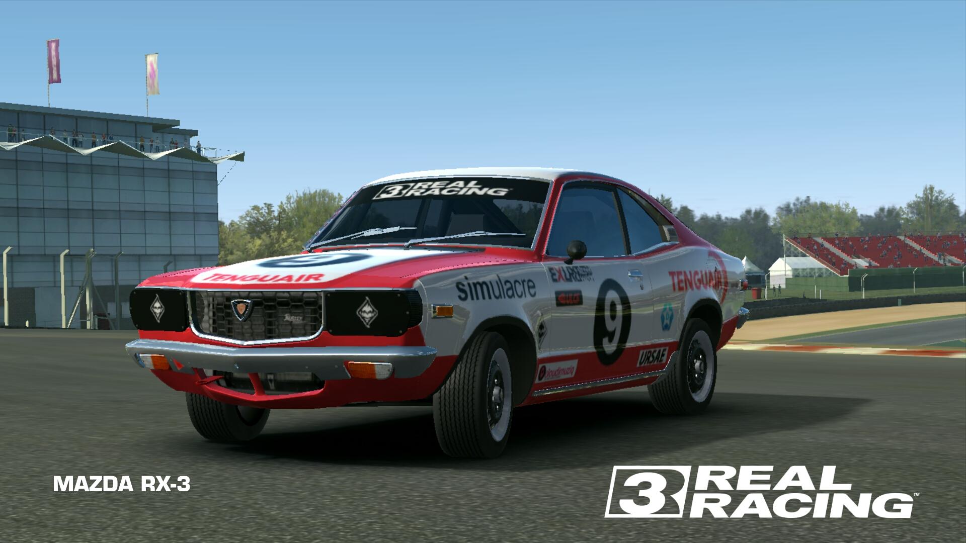 Mazda Rx 3 Real Racing 3 Wiki Fandom Powered By Wikia