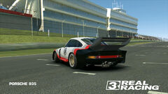 Porsche GT Racing Team No. 9 935 (Back V2)