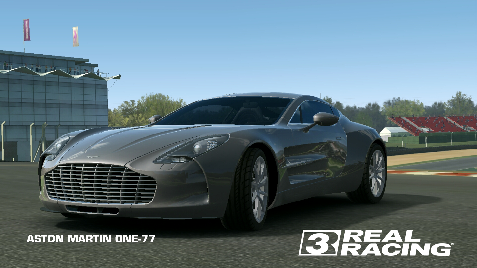 Aston Martin One 77 Real Racing 3 Wiki Fandom Powered By Wikia