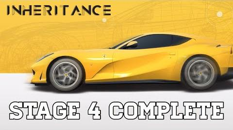 Real Racing 3 Inheritance Stage 4 Complete Upgrades 1131111 RR3-0