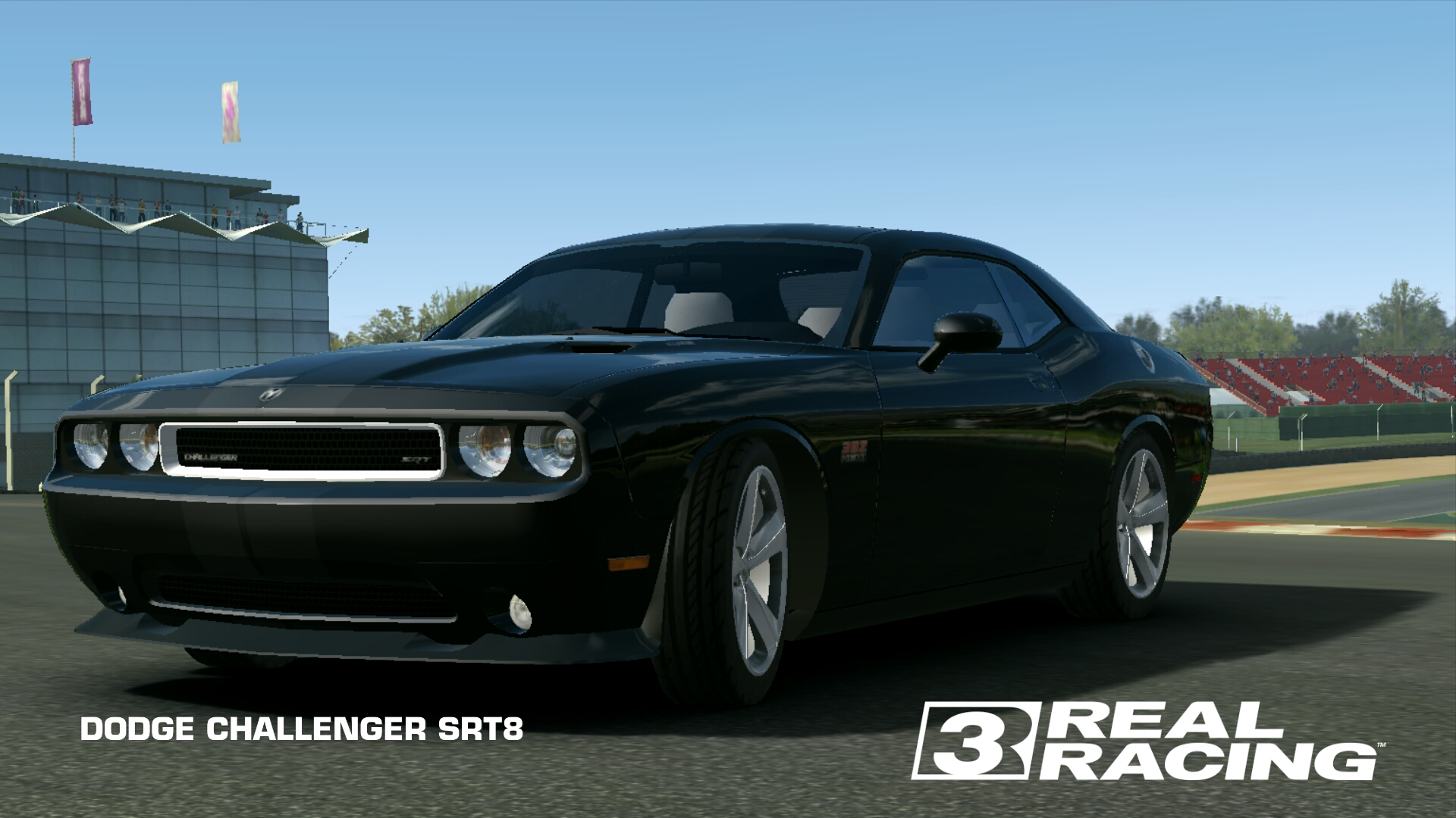 dodge challenger srt8 real racing 3 wiki fandom. Black Bedroom Furniture Sets. Home Design Ideas