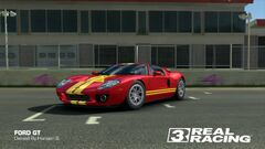 Hot Rodimus Ford GT