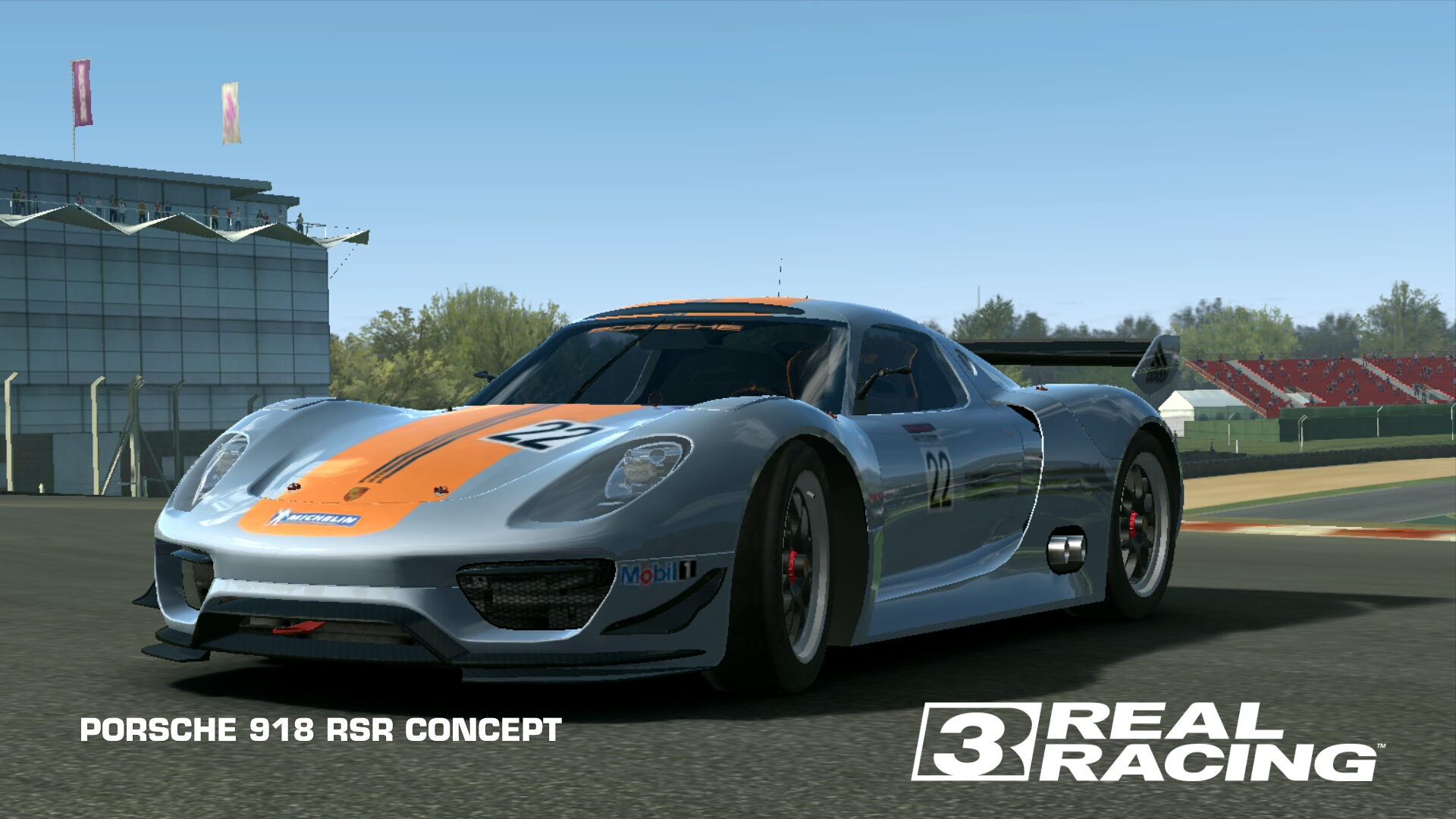 Porsche 918 Rsr Concept Real Racing 3 Wiki Fandom Powered By Wikia