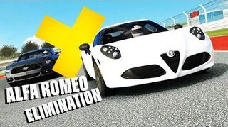 Alfa Romeo Elimination Domination (Top 2 Options)