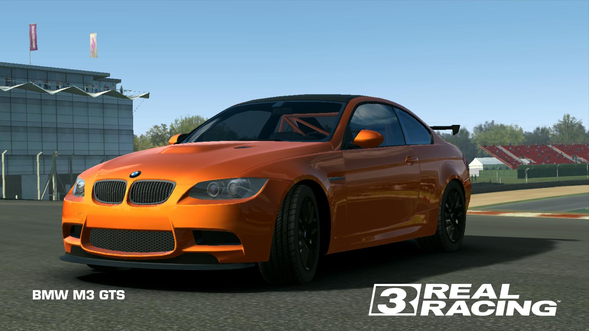 Showcase BMW M3 GTS