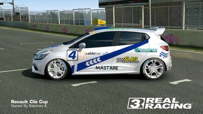 Clio Cup Team SB No.4 Side2