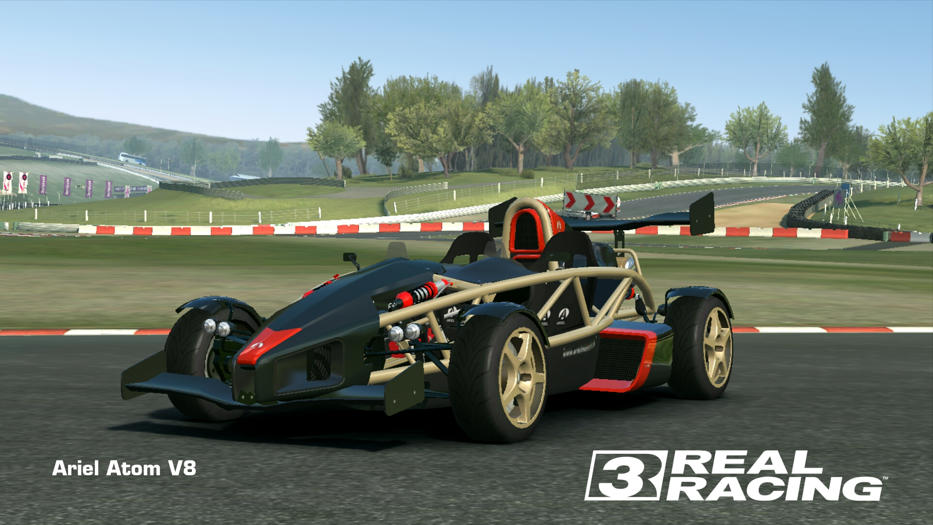 Ariel Atom V8 | Real Racing 3 Wiki | FANDOM powered by Wikia